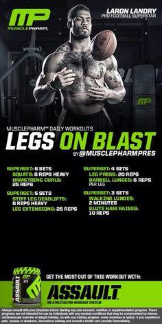 Legs on Blast