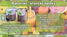 Zöldturmix, kezdők számára is. Grapefruit, Food, Essen, Meals, Yemek, Eten