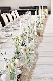 Image result for borddækning konfirmation blomster