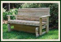 Cypress Moon - Porch Swings - Patio Swings - Outdoor Swings