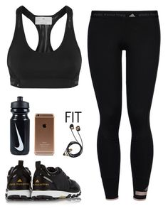 FIT by hosana-tsarnaev on Polyvore featuring adidas, NIKE and StellaMcCartney