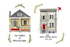 Love these, maybe the perfect gift for my parents of my childhood home