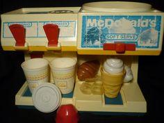 mcdonald's play set