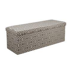 Extra széles összehajtható puff mozaik mintával - ARABESQUE