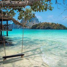 Ab zum Strand Krabi, Thailand :) Mehr zu den Themen Reisen & Urlaub findest du auf unseren Boards!