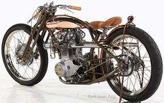 Yamaha XS 650 Copper Beauty