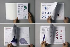 Nottingham: An Infographic City GuideEditorial Design Inspiration
