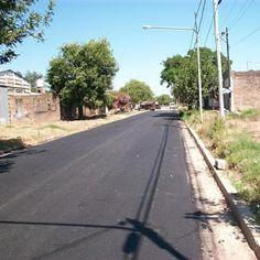 #Pergamino #ObrasPúblicas Pavimentación de calle Fernández Blanco entre Conscripto Silva y Álvarez