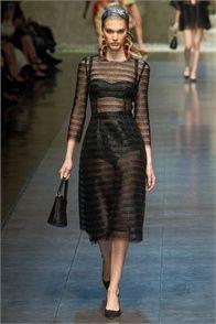 Dolce & Gabbana - Spring Summer 2013 Ready-To-Wear - Shows - Vogue.it