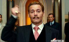 Johnny Depp Is Charlie Mortdecai This Coming Friday [Video] ... http://www.inquisitr.com/1772377/johnny-depp-is-charlie-mortdecai-this-coming-friday-video/