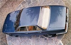 DeTomaso Deauville (Ghia), 1971