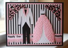 cricut wedding card ideas Card ideas Pinterest Cricut