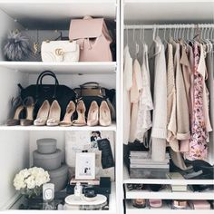 Rainy days are productive organizing days ✨ #springcleaning Shop my closet here: http://liketk.it/2rgQF @liketoknow.it #liketkit #cloffice #closetorganization #springcleaning #neutrals