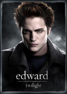 Robert Pattinson as Edward Cullen (Twilight)