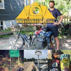 North To Kittery — Bike Overnights