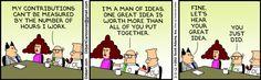 Dilbert: Great Ideas