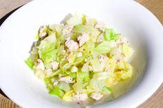 Hämmentäjä: Quick meal from chicken and cabbage. Nopea varhaiskaaliherkku