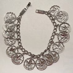 Vintage Sterling Canada Canadian Cities Maple Leaf Souvenir Charm Bracelet. Get the lowest price on Vintage Sterling Canada Canadian Cities Maple Leaf Souvenir Charm Bracelet and other fabulous designer clothing and accessories! Shop Tradesy now