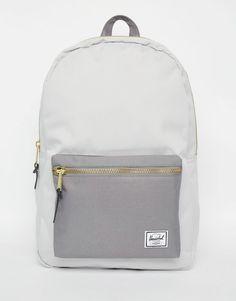 b2111a7809f Herschel Supply Co Settlement Backpack 23L - Grey  moda  style  sales Herschel  Settlement