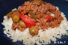 The best picadillo recipe!! Picadillo is cuban ground beef with delicious spices your family will go gaga over!