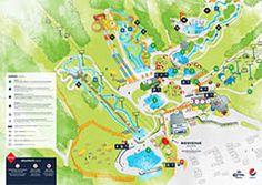 Carte du parc | Bromont