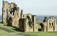 Hylton Castle is a ruined stone castle in the North Hylton area of Sunderland, England Clan Castle, Castle Ruins, English Castles, Scottish Castles, Oh The Places You'll Go, Places To Visit, Sunderland England, Travel Tours, Travel Ideas