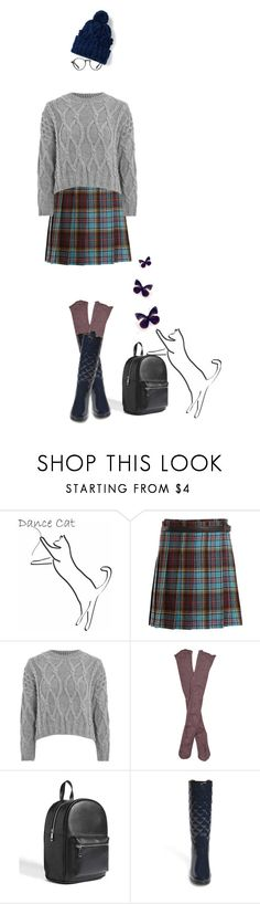 """""""Let's play! """" by aleks-g ❤ liked on Polyvore featuring Junya Watanabe, Topshop, Free People, Forever 21 and Hunter"""
