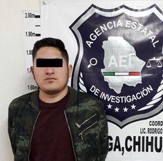 Elementos de la AEI detuvieron en Ojinaga a presunto homicida   El Puntero