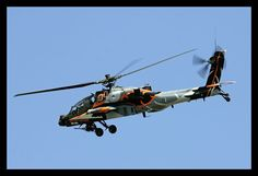 Royal Netherlands Air Force 2013 Display Boeing AH-64D Apache