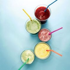 Pimp Your Smoothie: Low-Calorie Smoothie Recipes - Photo by: Travis Rathbone http://www.womenshealthmag.com/weight-loss/easy-smoothie-recipes?page=5