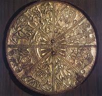 The World Was Hers For The Reading...: November 2012 ~Kelermes mirror - gold 6th c. B.C.