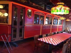 Image Result For Oklahoma Traincar Suite Ice Cream Parlor Train Journey Parlour