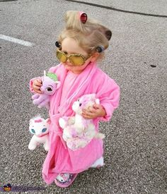 The Crazy Cat Lady Baby Costume #diy #costumes