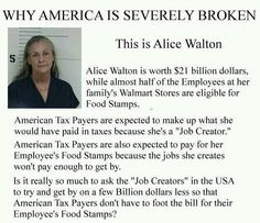 The end result of unregulated capitalism is extreme economic inequality.  As the middle class is being squeezed out of existence, one political party continues to do the bidding of the corporate elite.  Americas wealth belongs in the hands of those that actually do the work......The Middle Class!