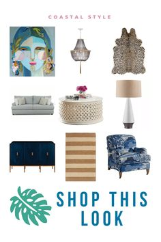 Try these coastal home furnishing and accessory ideas for classic, calming sea-inspired style for your living room. Shop this look to bring home the best seaside beach charming ideas. Living Room Table Sets, Living Room Furniture Sale, Diy Living Room Decor, Coastal Living Rooms, Rugs In Living Room, Furniture Sets, Decorating On A Budget, Decorating Blogs, Basement Decorating