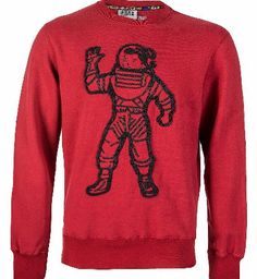 Billionaire Boys Club Moon Man Sweatshirt Red Billionaire Boys Club Moon Man Sweatshirt Red features a large printed astronaut on the front the reverse features branding embroidered on the back of the neck with crew neck and ribbed cuffs its a ea http://www.comparestoreprices.co.uk/designer-sweatshirts/billionaire-boys-club-moon-man-sweatshirt-red.asp