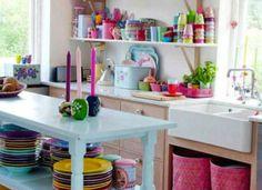 Cómo decorar un apartamento pequeño. Elegante.   Mil Ideas de Decoración