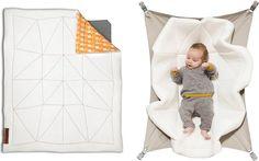 Kleed & Hangmat voor baby's in de box / park. #baby #box