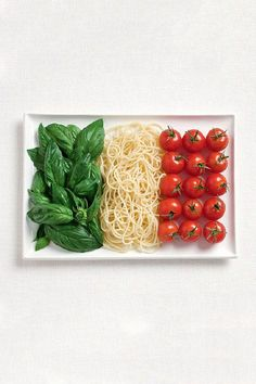 Since I'm Italian we always have lots and lots of food at our family dinners as well as lots of people! Extended family and friends are always invited to attend. We also always have spaghetti as an option for our meals, my grandmothers specialty!