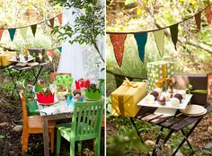 Eco friendly parties for those who are looking for something safe