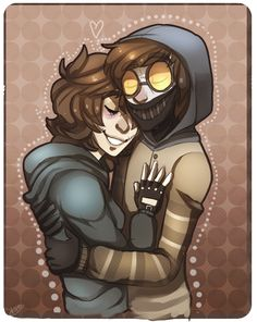 awww so I ship Ticci-Toby and Clockwork now :3