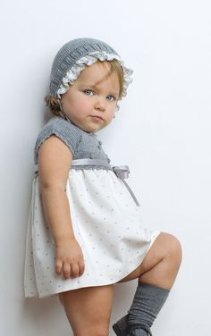 Pilar Batanero #Kids #fashion #Juniorkids #Style #girls #dress
