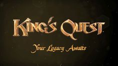 King's Quest reveal trailer released by Sierra  #kingsquest #sierraentertainment #pc #ps3 #ps4 #xbox360 #xboxone #gaming #news #vgchest