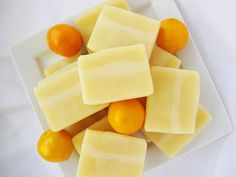 PreOrder Sweet Orange Shampoo Bar with Aloe Vera and Jojoba Oil by SimplyMcGhie, $5.00