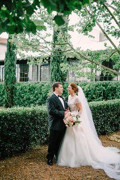 Industrial Garden Party Wedding in Atlanta | Brides.com