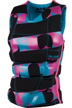 NEW 2011 LIQUID FORCE MELODY WOMENS WAKEBOARD COMP VEST....so pretty!