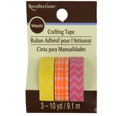 Recollections™ Washi Tape, Bright Basics
