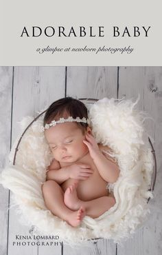 Adorable Baby Photography  Information about newborn sessions for Adorable Baby Photography, San Diego, California