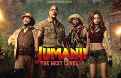 """Jumanji: The Next Level streaming VF 2019 film complet en français,""""REGARDER""""! Jumanji: The Next Level en streaming VF film complet HD , Regarder Jumanji: The Next Level film complet en ligne- gratuit Latest Movies, New Movies, Movies To Watch, Movies Online, Indie Movies, Comedy Movies, Dwayne Johnson, Karen Gillan, Kevin Hart"""