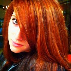 Fabulous Red Head!